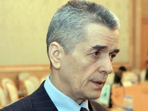 Онищенко: шесть миллионов россиян переболели свиным гриппом за три месяца