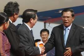 Премьер Камбоджи заразил «свиным» гриппом трех министров