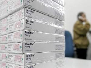 Запасов «Тамифлю» на Украине больше, чем гриппующих