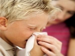 В Томской области заболеваемость детей ОРЗ превысила эпидпорог на 17%