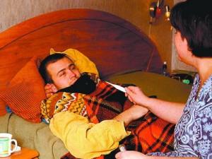Жители Марий Эл вспомнили про простуду