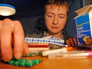 Эпидемию гриппа в Беларуси ждут в январе