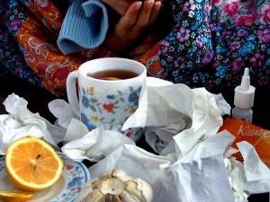Сезонный грипп стартовал в России