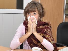 В Удмуртию пришел грипп