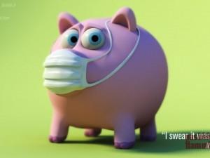 Противочумная станция Азербайджана о риске заражения «свиным» гриппом