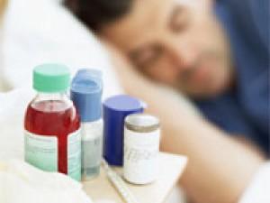 В Оренбурге эпидемический порог заболеваемости ОРВИ превышен на 84%