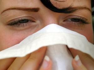 пидпорог заболеваемости гриппом и ОРВИ превышен в 21 регионе РФ
