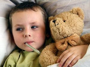 Сироп от простуды может сделать ребенка астматиком?