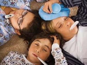 Уровень заболеваемости гриппом в Адыгее более чем на треть ниже эпидпорога
