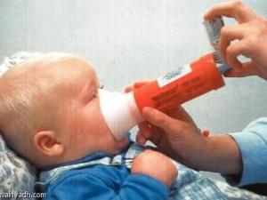 Вирус гриппа и хеликобактерия защищают детский орагнизм от астмы