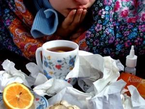 В Белгородской области эпидпорог по гриппу превышен