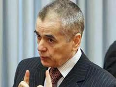 Онищенко предупреждает о росте больных гриппом россиян