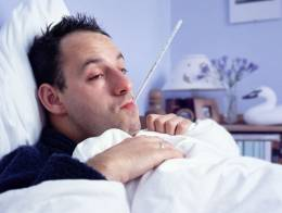Из-за эпидемии гриппа объявлен карантин в 14 регионах страны