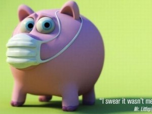 В Харькове зафиксирована первая смерть от свиного гриппа