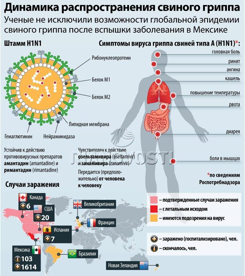 Что за вирусная инфекция сейчас ходит январь 2