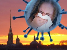 НИИ: Сильные морозы способствуют распространению гриппа