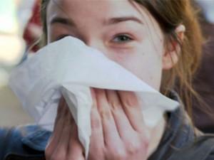 За неделю число заболевших гриппом в Воронеже снизилось на 18,7%