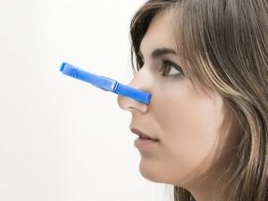 Заложен нос? Не ждите гайморит