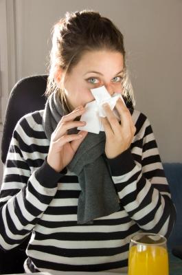 Женская иммунная система намного лучше борется с простудой