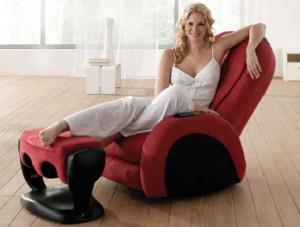 Массажное кресло как средство профилактики