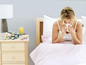 В России ждут грипп и агитируют за прививки