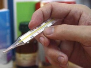 В Ульяновской области резко возросло количество больных ОРВИ