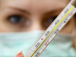 Киевлянам грипп пока не страшен