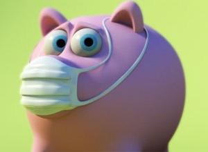 «Свиной» грипп-мутант украинцам не грозит
