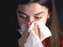 Некоторые люди не поддаются вирусу гриппа благодаря генам