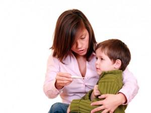 Как помочь ребенку справиться с гриппом?
