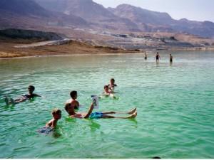 Мертвое море – кладезь здоровья  и долголетия