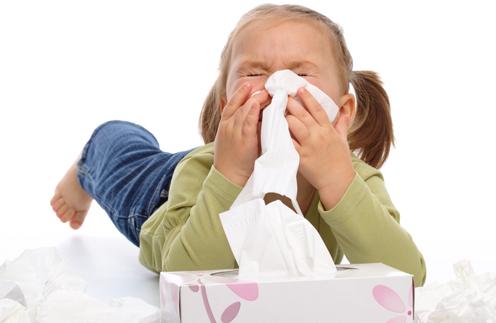 Запоздалый грипп разгуливает по России