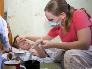 Амурчане стали меньше болеть ОРВИ и гриппом