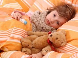 Лечим грипп народными средствами
