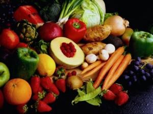 Полезные для здоровья овощи и фрукты на bionadom. ru