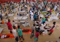 Почти полностью побежденная холера вновь атакует планету