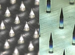 Набор микроигл как новый метод введения подкожных препаратов