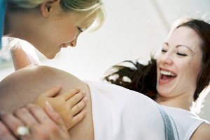 Грипп во время беременности может вызвать аутизм у ребёнка
