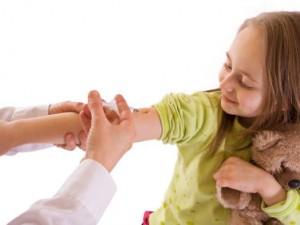 В Тобольске продолжается вакцинация против гриппа