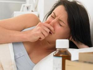 У женщин простуда по расписанию