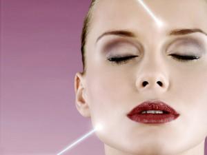 Лазерное воздействие, омолаживающее кожу