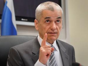 Онищенко: Эпидемиологический порог по ОРВИ превышен в шести регионах