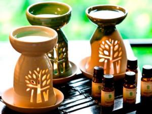 Лечение простуды при помощи ароматерапии