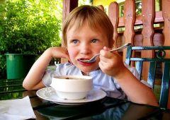 Ребенок простудился? Куриный суп — лучшее лекарство!