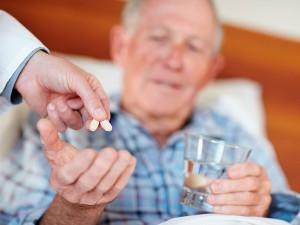 Слюна пожилых людей уничтожит вирус гриппа
