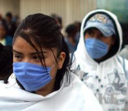 На Гаити скончалась первая жертва свиного гриппа
