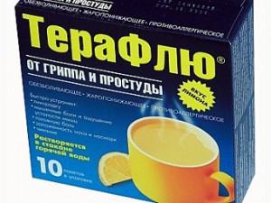 В Ростовской области из аптек изымают «ТераФлю»