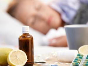 Лечение гриппа пластырем