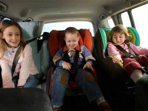 Родителям с тремя детьми и более простуда нипочем