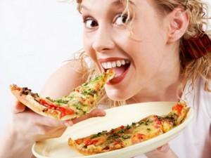 Роль питания в наборе и потери массы